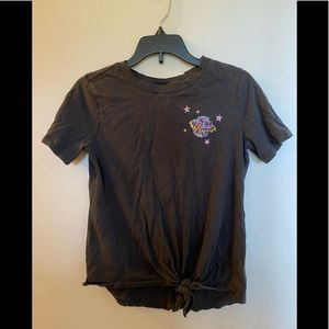 [old navy] girl's planet sequin t-shirt (M-8)
